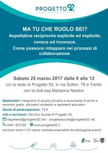 seminario 25 marzo 2017